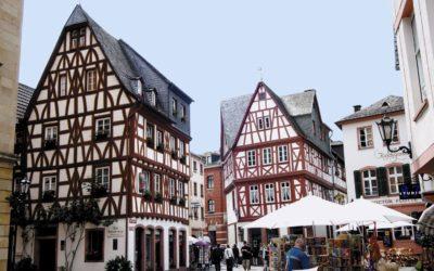 Kulturfahrt: Das goldene Mainz 06.05.2018