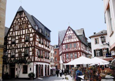Kulturfahrt: Das goldene Mainz  Sonntag 06.05.2018  9 Uhr