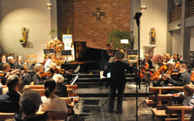 Usinger Kammerorchester Sonntag 03.11.2019