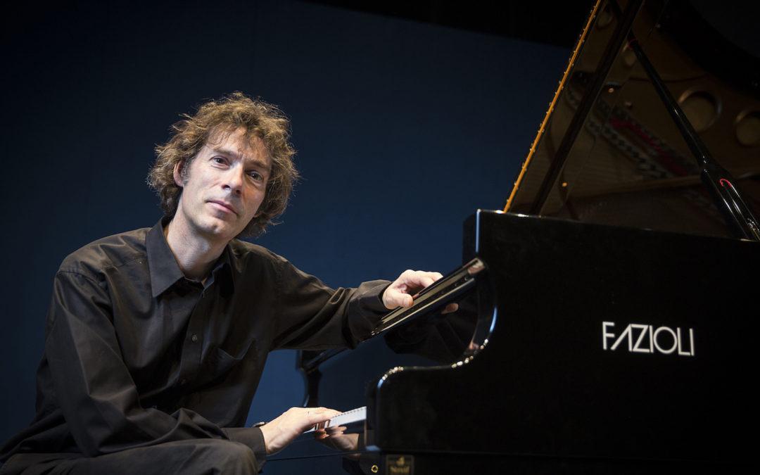 """Klavier! Klavier! Klavier!"" Bernd Glemser  Samstag 26.01.2019 19 Uhr"