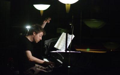 """""""Klavier! Klavier! Klavier!"""" Cédric Pescia Sonntag 27.01.2019"""