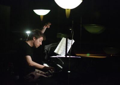 """""""Klavier! Klavier! Klavier!"""" Cédric Pescia Sonntag 27.01.2019 11 Uhr"""