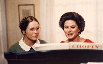 """""""Herbstsonate"""" Film v. Ingmar Bergman Mittwoch 17.04.2019"""