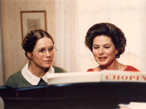 """Herbstsonate"" Film v. Ingmar Bergman Mittwoch 17.04.2019 20 Uhr"
