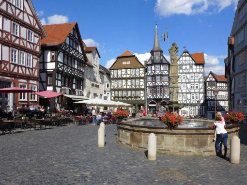 Kulturfahrt nach Fritzlar Sonntag 05.05.2019