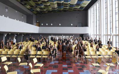 Konzert mit dem Jugendsinfonieorchester Samstag 29.6.2019