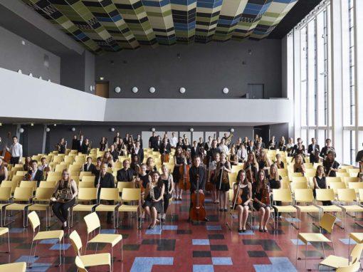 Konzert mit dem Jugendsinfonieorchester Samstag 29.6.2019 19 Uhr