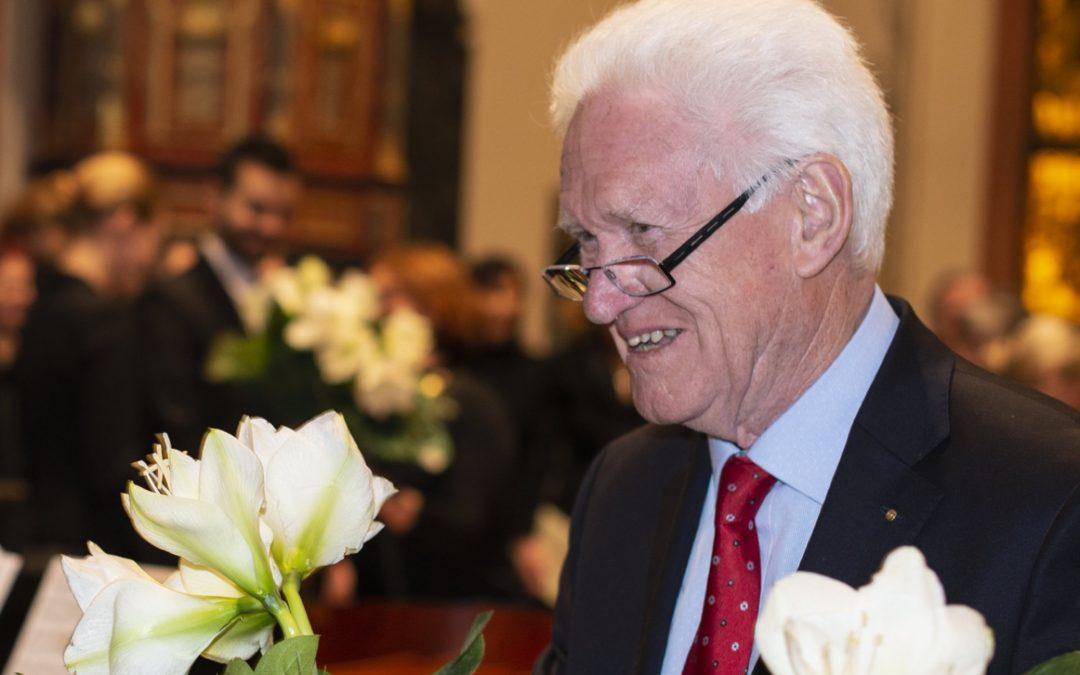 1. Vorsitzender von 2017 bis 2020: Wolfgang Gemeinhardt