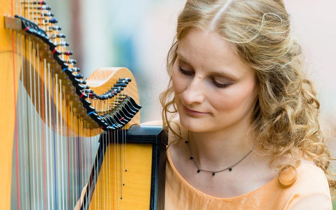 Ausverkauft: Lesung mit keltischer Harfe: Stephan Schäfer Sonntag 24.11.2019
