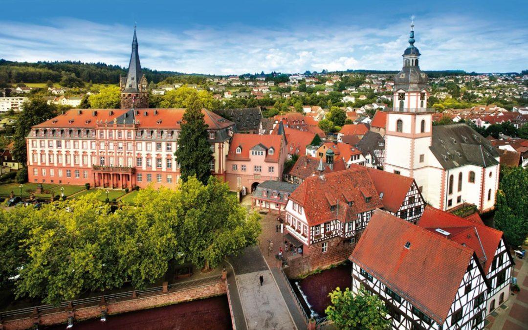 Kulturfahrt nach Erbach  Sonntag 10.05.2020