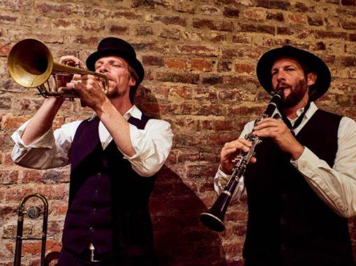 Gypsy-Klezmer-Musik mit Django mobil  Samstag 20.06.2020