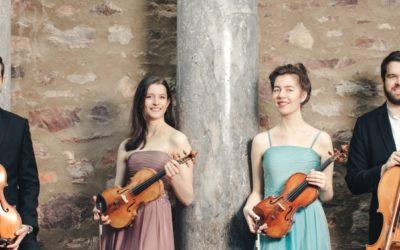 Kammermusik mit dem Aris Quartett Sonntag 27.09.2020