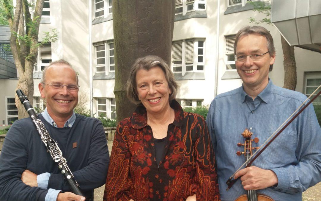 Kammermusik – Klarinette Bratsche Piano Sonntag 21.02.2021 (verschoben)