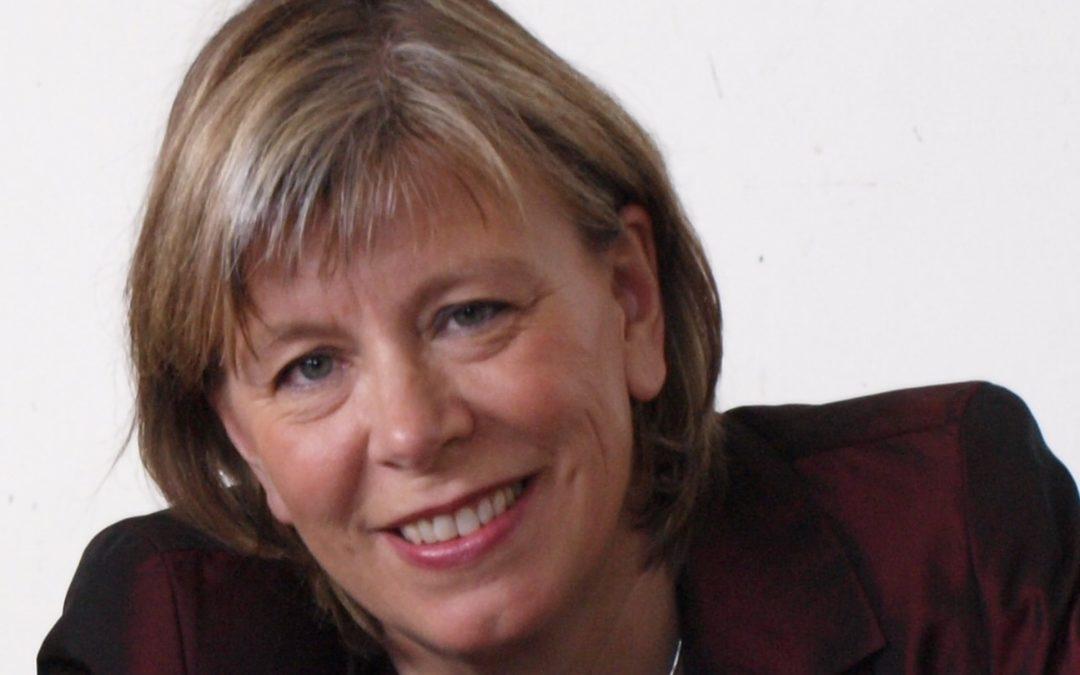 Die erste Frau an der Spitze: Friederike Richter Wedell