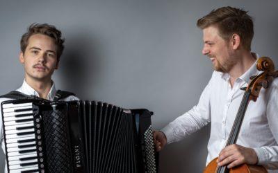 """""""Un voyage français"""" – Cello und Akkordeon 01.11.2020 (ausverkauft)"""