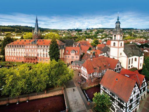 Kulturfahrt nach Erbach  Sonntag 08.05.22