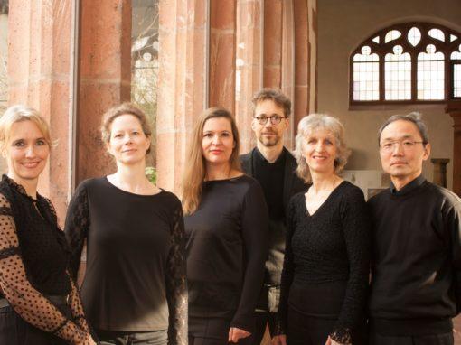 Venezianische Musik Ensemble Colorito Sonntag 20.02.22
