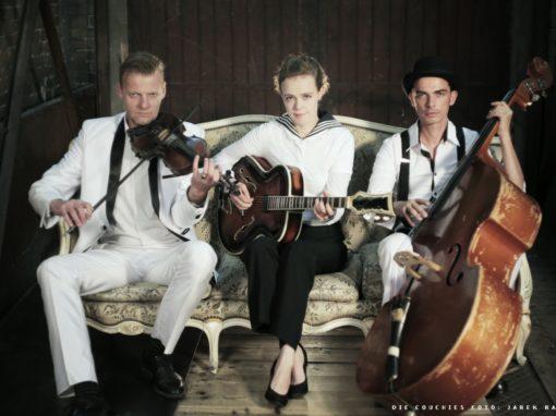 Musikkabarett – Die Couchies Samstag 12.03.22